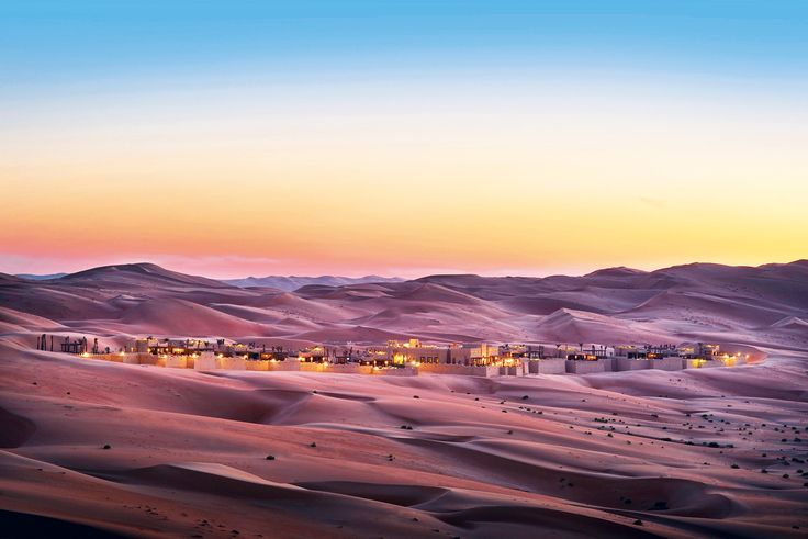 48. Sleep under an Arabian Sky - International Traveller Magazine