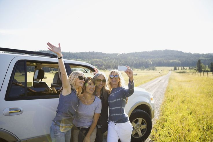 Girls Getaway trips - ideas for all 50 states