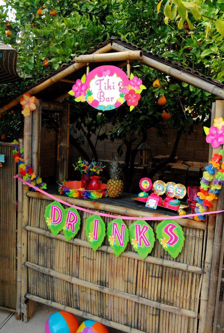 best 25 luau pool parties ideas on pinterest hawaiian themed