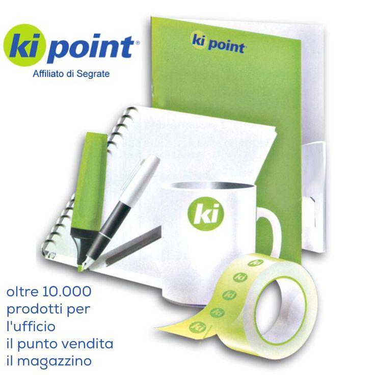 Kipoint Segrate: oltre 10.000 prodotti per l'ufficio, la show-room, il punto vendita e il magazzino