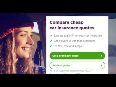 car insurance quotes: Compare car insurance quotes from over 139+ major insurance brands - WATCH VIDEO HERE -> http://bestcar.solutions/car-insurance-quotes-compare-car-insurance-quotes-from-over-139-major-insurance-brands     Compare car insurance quotes from over 139+ leading brands of insurance. You could save up to £ 247 on your auto insurance with MoneySuperMarket.   Video credits to car insurance quotes YouTube channel #carinsurance #brandsofwatches