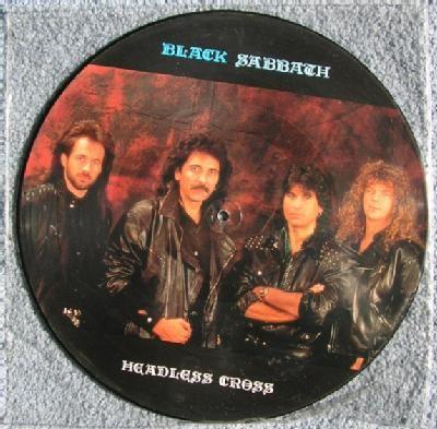 BLACK SABBATH  - Headless Cross Lp
