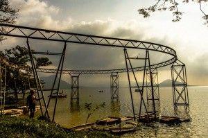 Waduk Jati Luhur Purwakarta - Jawa Barat