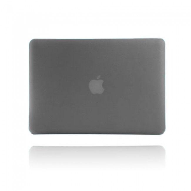 Hard Shell (Harmaa) Macbook Pro 13.3 Suojakuori - http://lux-case.fi/macbook-suojakotelot.html