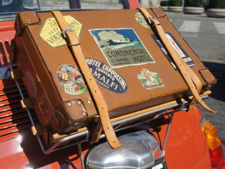 Vintage Fiat 500 eXPerience - #Rome #ItalyXP #Travel #Italy #WeLoveItalyXP