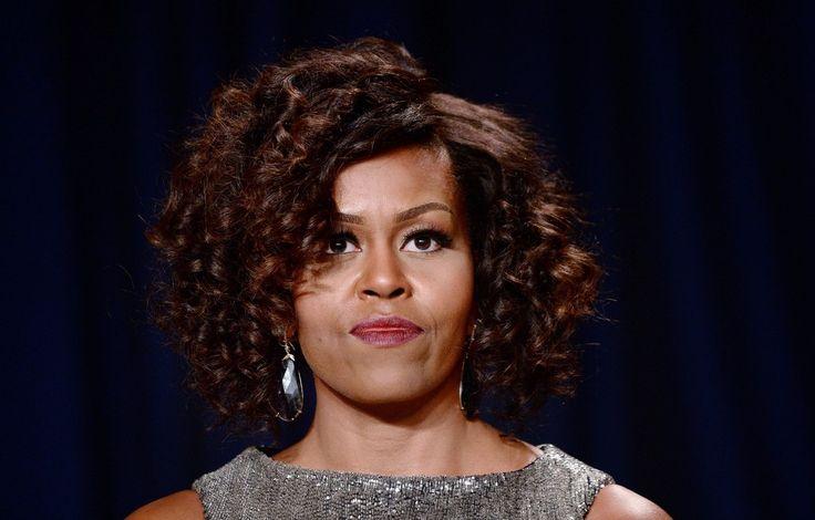 Michelle Obama Photos: Barack Obama Addresses White House Correspondents Dinner
