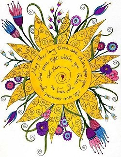 ~ May the long time sun shine upon you ~