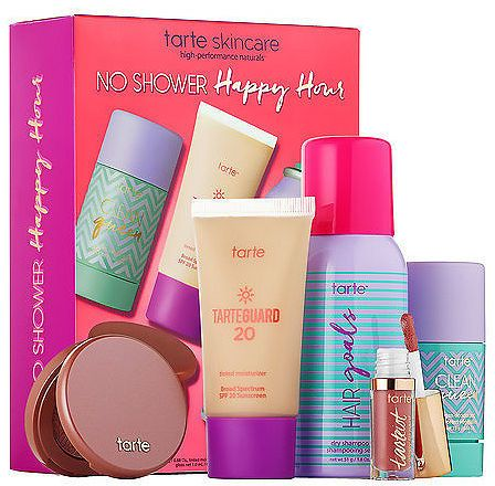 TARTE tarte No Shower Happy Hour Kit