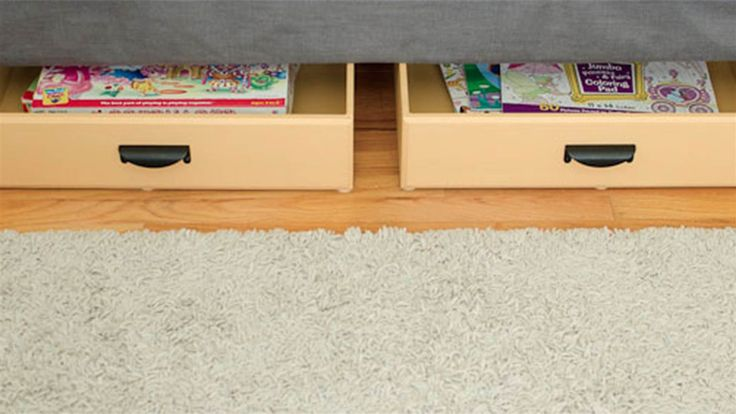 Hide the mess with style: 9 creative D-I-Y toy storage solutions - TODAY.com