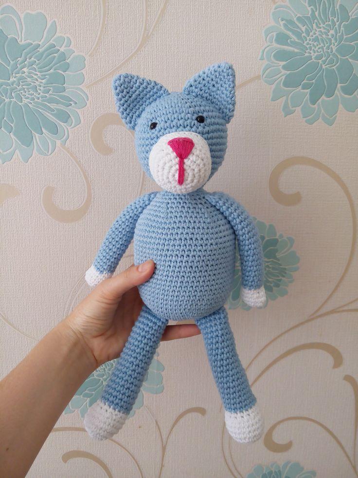 amigurumi, örgü oyuncak, pattern, crochet, tığişi, cat, kedi