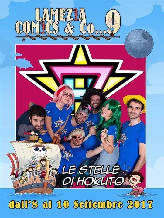 Le Stelle di Hokuto  Le Stelle di Hokuto sono una band di 7 elementi con base a Bari, attiva dal maggio 2009 con esibizioni dapprima in locali e discoteche, poi in feste, serate di piazza e fiere di settore. Tra le esperienze, oltre alle collaborazioni con Cristina D'Avena e gli altri autori originali delle sigle dei cartoni, il gruppo si è esibito in tutta Italia, approdando anche all'Auditorio Parco della Musica di Roma, fino ad essere scelto come spettacolo di chiusura per il Lucca Comics…