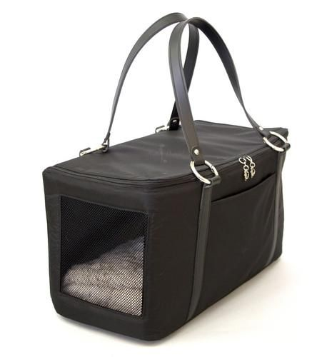 Free shipping and taxes are included on this designer dog carrier purse.