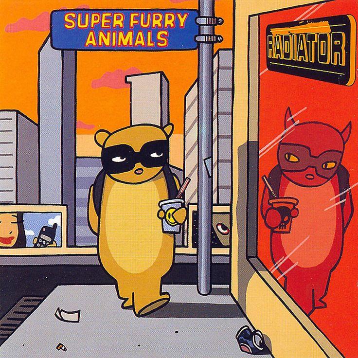 Super Furry Animals - Radiator [953 x 953]