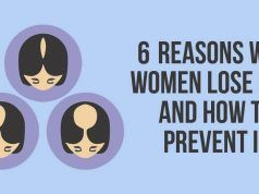 6 Reasons For Hair Loss In Women And Ways To Prevent It