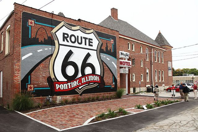Motels In Pontiac Il