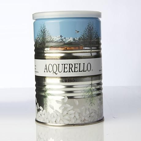 Aquerello organic carnaroli rice with excellent quality, You can buy the #gourmet #food #online at the Pantry of Pappardelle. Just open our website and check out the various foods like rice, tomatoes, salts, olives and much more.