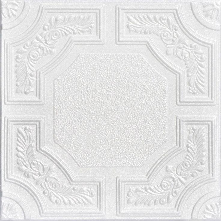 Cheap Decorative Ceiling Tiles Prepossessing 110 Best Decorative White Ceiling Tiles Images On Pinterest 2018