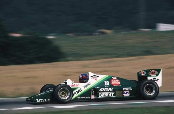 1985 Osterreichring Skoal Bandit RAM Racing 03 Kenneth Acheson