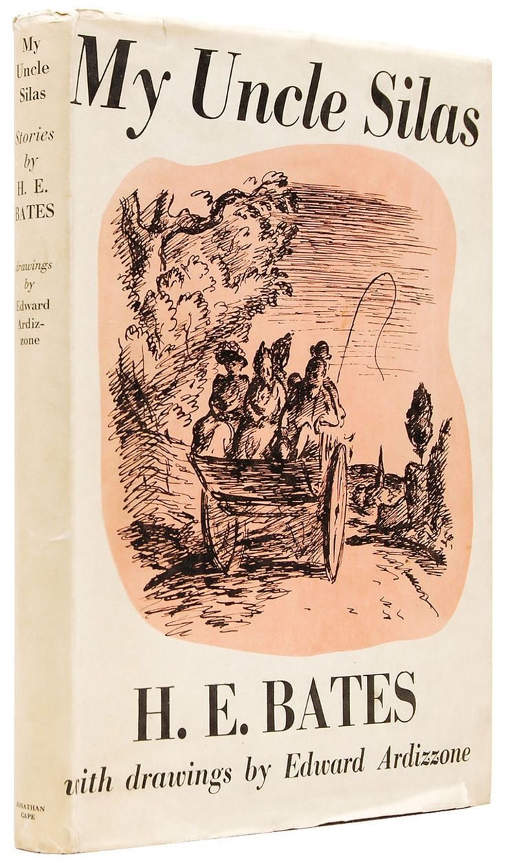 My Uncle Silas By Bates, He  Jonkers Rare Books