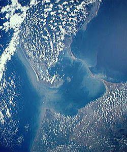 NASA Images Discover Ancient Bridge between India and Sri Lanka | Krishna.org