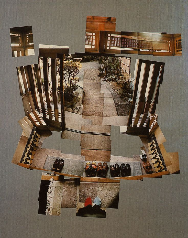 David Hockney: Photo-collages | Fraenkel Gallery