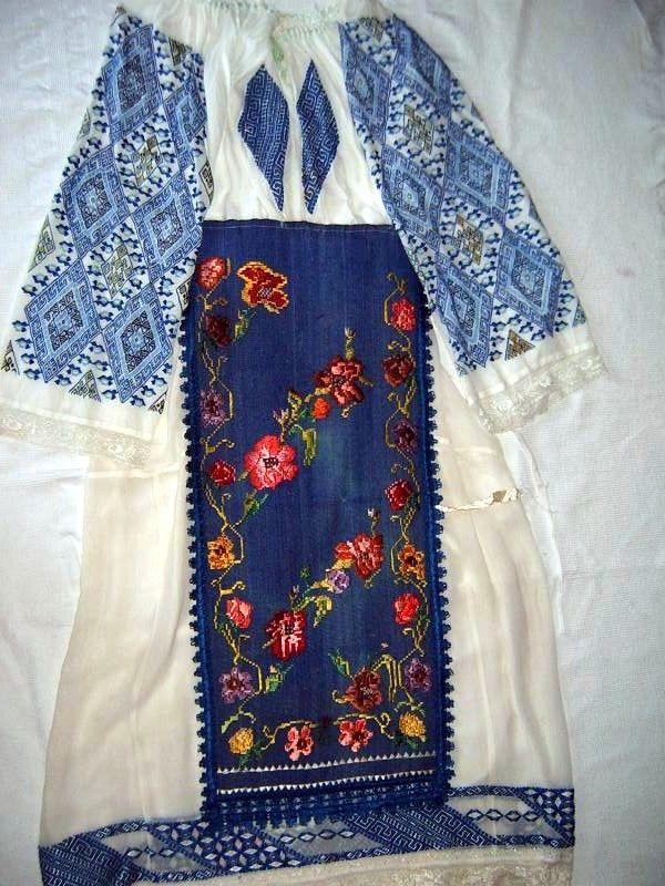 Costum din zona Lugoj