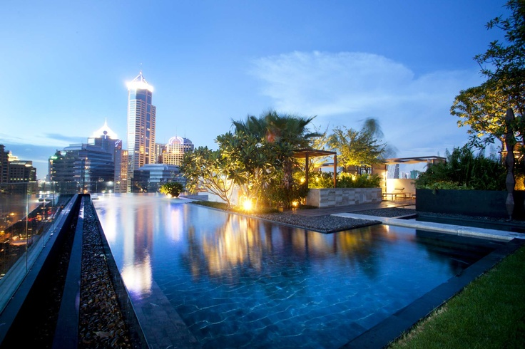 Prive, Bangkok, Thailand.