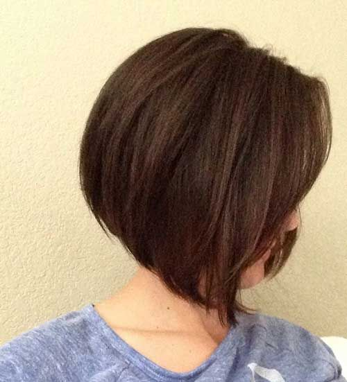 15 Aline Bob Haircuts | Bob Hairstyles 2015 - Short Hairstyles for Women