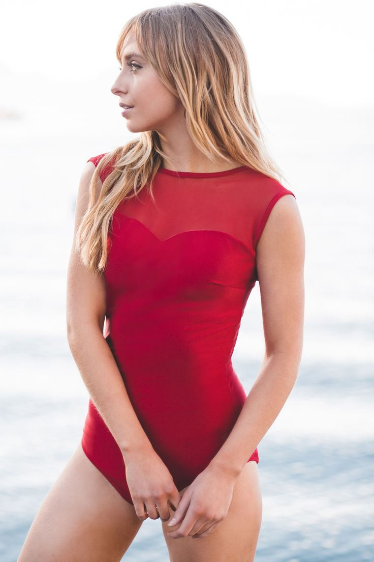 Modest one piece swimsuits
