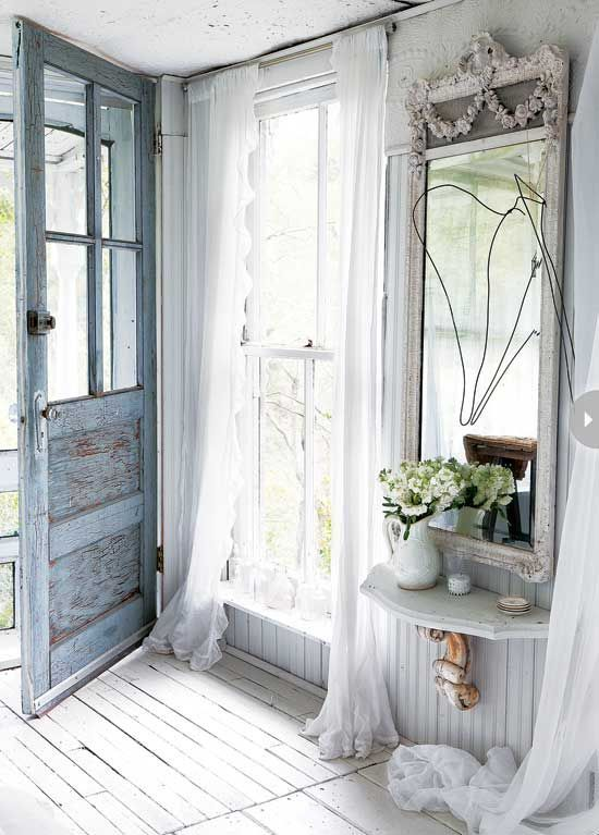 Shabby Chic & 150 best SHABBY CHIC ~ DOORS u0026 WINDOWS images on Pinterest ...