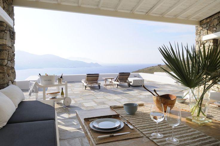 mykonosexclysivevilla.com Villa Joy