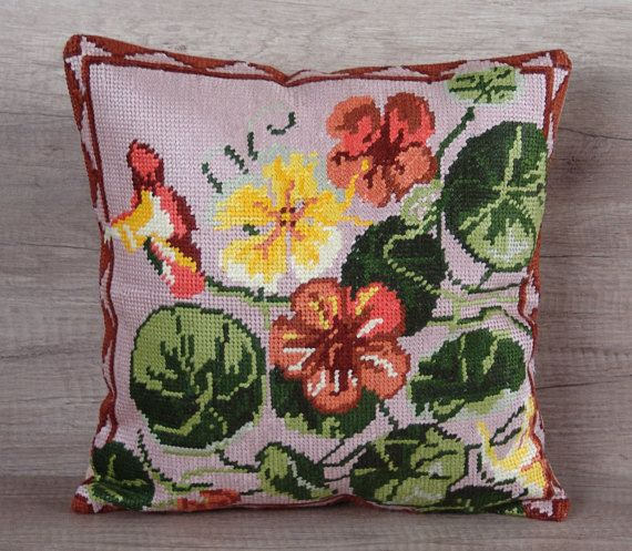 Modern Cross Stitch Pillows : Check out this item in my Etsy shop https://www.etsy.com/listing/271871592/modern-heart-to-heart ...