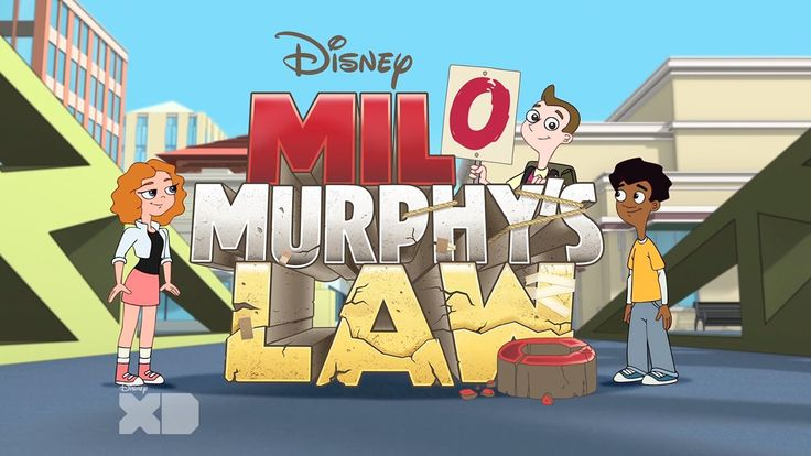 We've all had a day where it seems like absolutely nothing can go right. Well, for Milo Murphy, that day is every day.