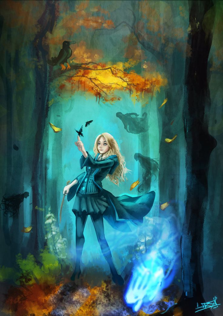 Luna Lovegood Halloween Costume Ideas