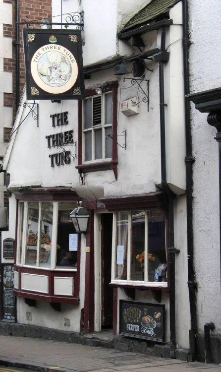 The Three Tuns: York, North Yorkshire