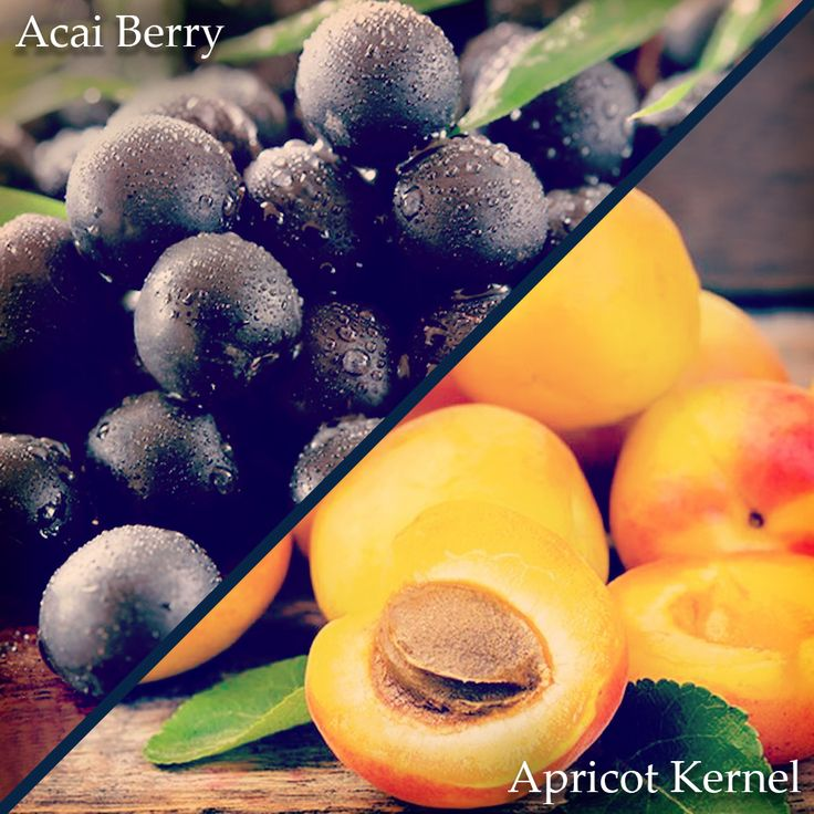 Acai Berry, known for most for the highest level of antioxidant fruit in the world. It helps combat the free radicals and promotes a healthy skin for a beautiful glow. Induces collagen production & increases elasticity. It also reduces inflammation & induces Cellular Regeneration. It has rich concentration of healthy Omega fatty acids and has a potent form of Vitamins (C, A & E).  Apricot Kernel Oil,  light and gentle on the skin, known for its emollient, anti-Inflammatory & antioxidant…