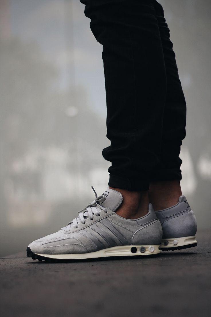 "adidas LA Trainer OG ""Solid Grey"" - EU Kicks: Sneaker Magazine"