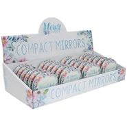 Fleur Compact Mirror-mothers-day-gifts-RAPT GIFTS ONLINE