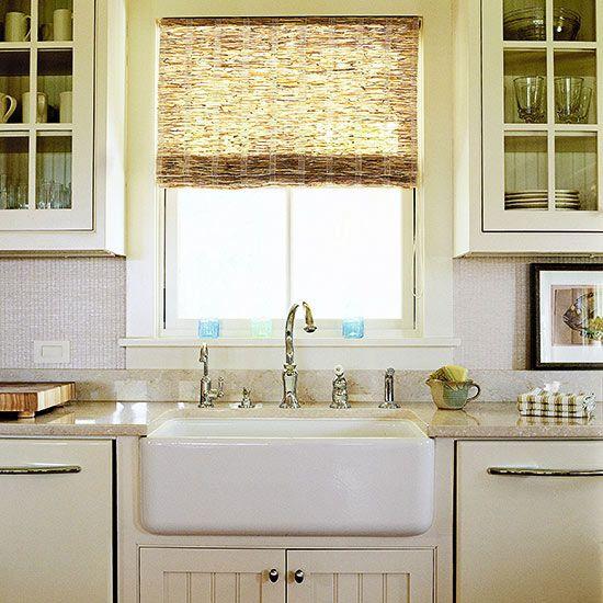 Cottage Kitchen Sinks: 17 Best Ideas About Farm Style Kitchens On Pinterest