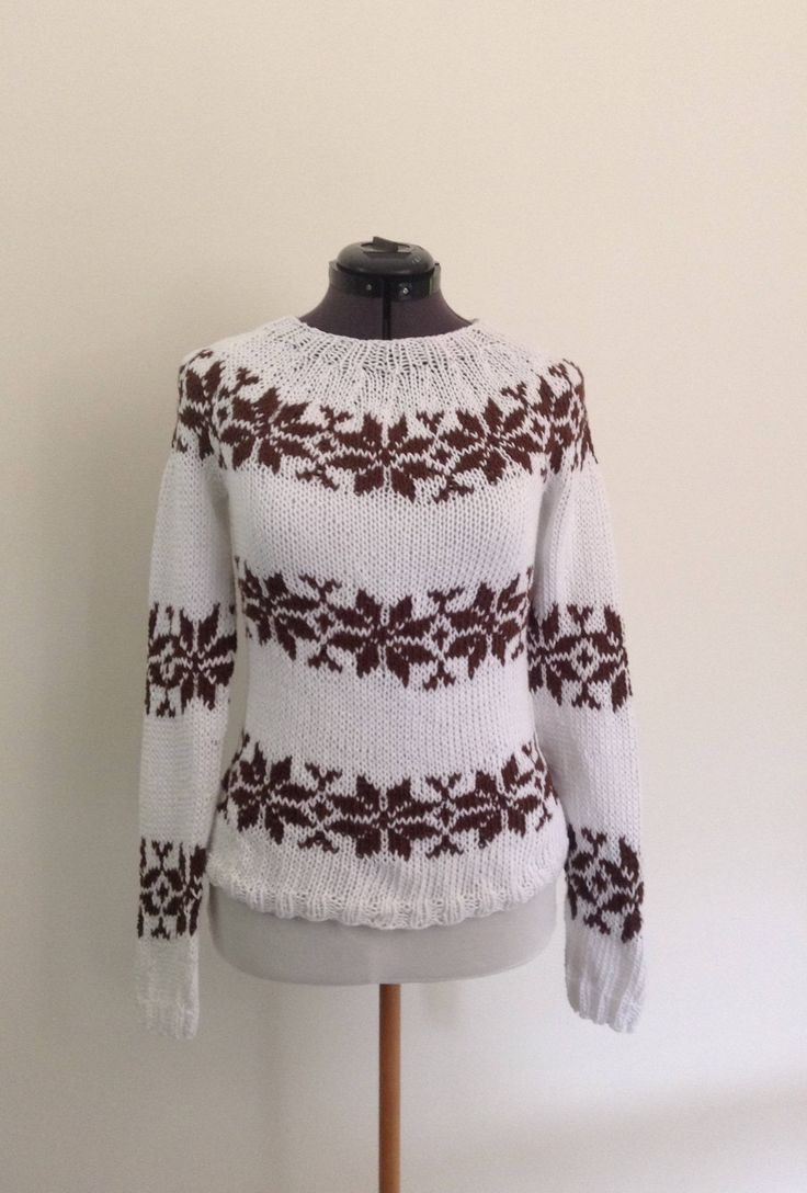 Sarah Lund Handmade Sweater from The Killing made from pure cotton - made to order from Frustrik on Etsy