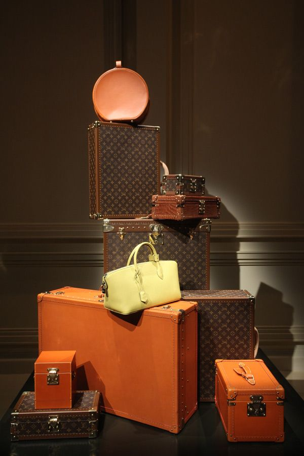 Louis Vuitton Travel Bags