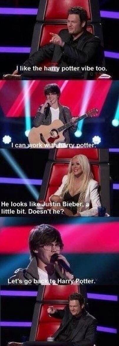 Love Blake on The Voice
