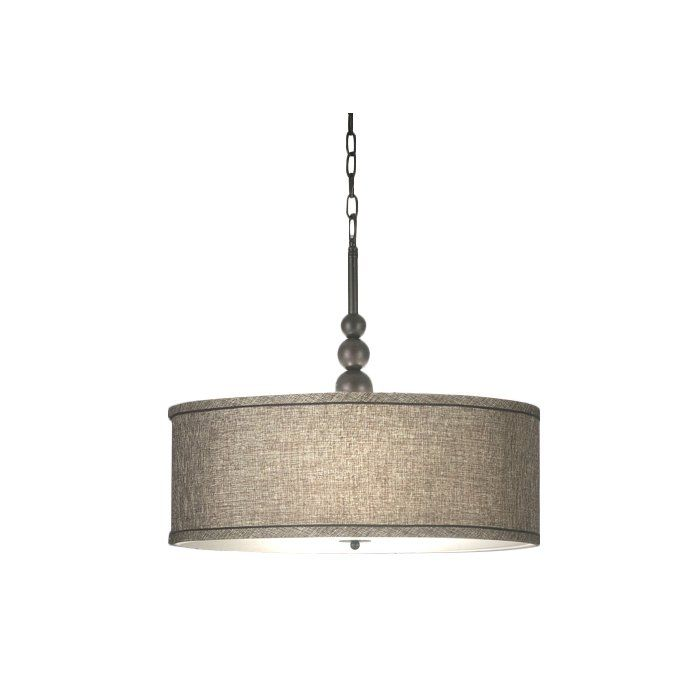 Perfect above the foyer or dining table, this pendant casts a warm glow over any space.