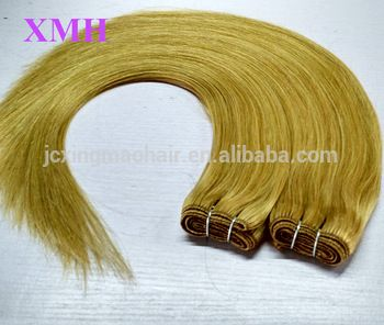 Best Selling China High Quality Human Hair Factory Wholesale Brazilian Human Virgin Hair Double Weft