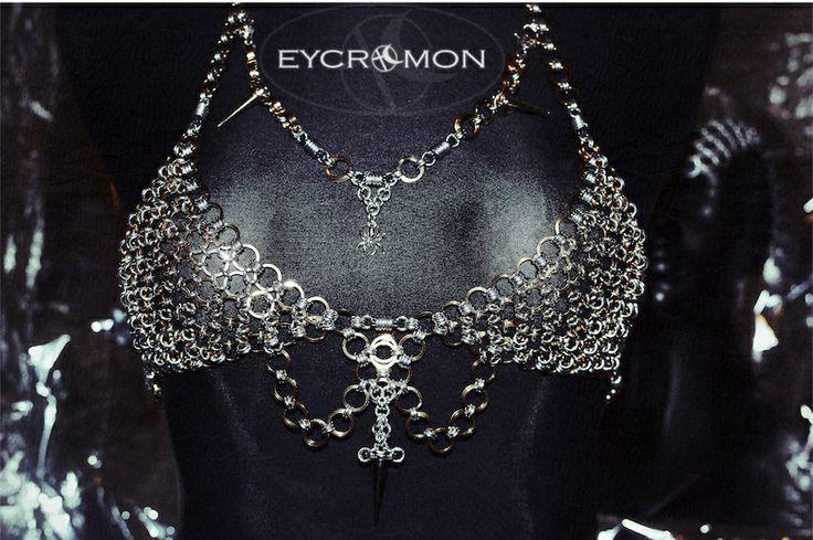 EYCROMON 'Utopia' - Chain Fashion von Dragons Chain - Artist of Ring auf DaWanda.com