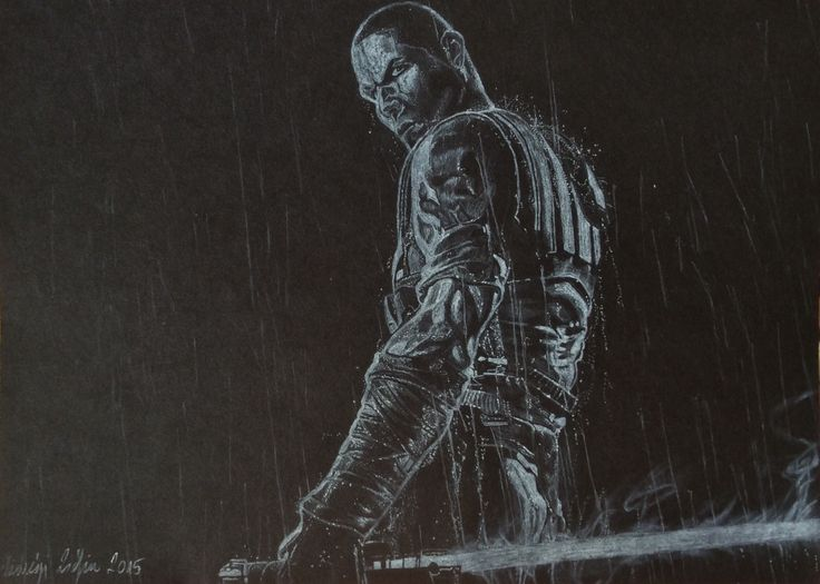 Star Wars-Starkiller - White charcoal pencil drawing on black paper #starwars #starkiller #starwarsstarkiller #jediknight #lightsaber #blackandwhite #whitepencil #drawing #figure #blackpaperdrawing #minimal #minimalism #lowkey