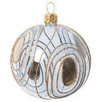 Boule de Noël transparent...