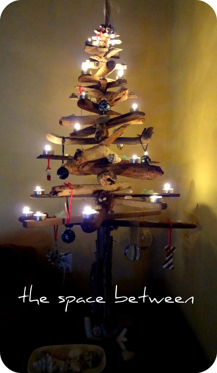 Why Do We Decorate Trees At Christmas - Find this pin and more on holiday fabulousness driftwood decorated tree