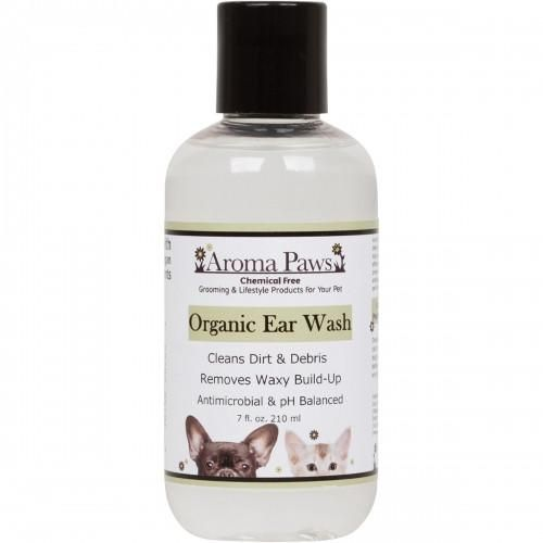 Organic Dog Ear Wash – Bark Label