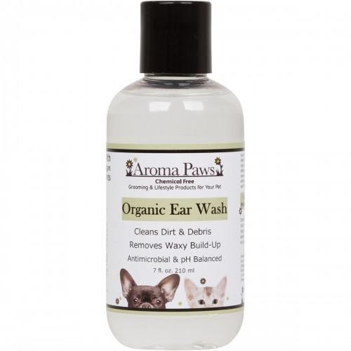 Organic Dog Ear Wash – Bark Label
